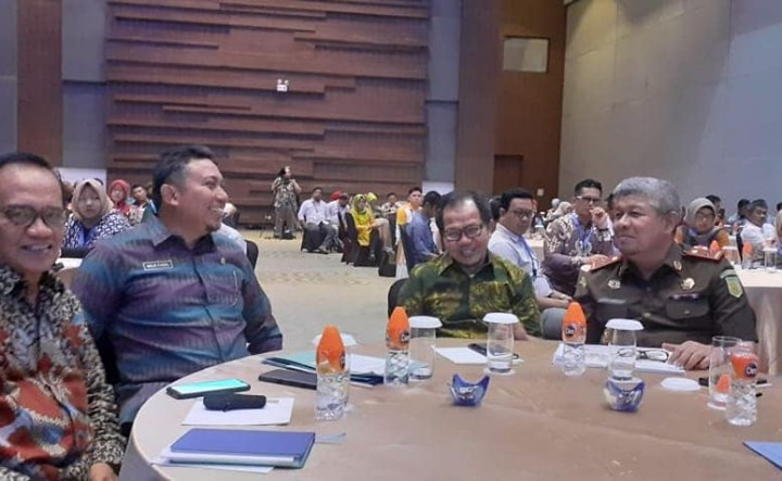 Acara LPDB-KUMKM 101019 hotel Four Poin Makassar